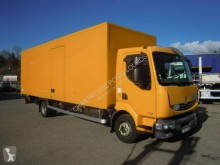 Renault Midlum 220.12 DXI gebrauchter Kastenwagen Mehrschichtboden