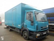 Camion fourgon polyfond occasion Iveco Eurocargo 120 E 21