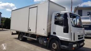 Teherautó Iveco Eurocargo 100 E 21 használt polcozható furgon
