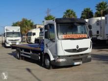 Camión portacoches usado Renault Midlum 180.12