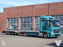 Mercedes Actros 1836 trailer truck used flatbed