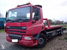 DAF truck used heavy equipment transport
