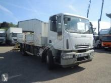 Iveco Eurocargo 160 E 28 K tector LKW gebrauchter Maschinentransporter