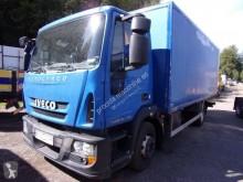 Camión Iveco Eurocargo 140 E 25 furgón usado