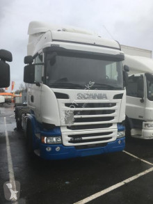 Used container truck Scania R 450