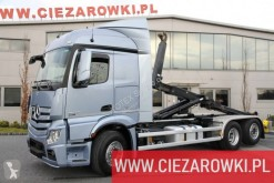 Camion polybenne Mercedes Actros 2548 L