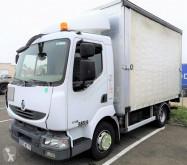 Камион подвижни завеси втора употреба Renault Midlum HAYON ELEVATEUR