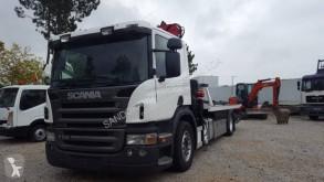 Camión de asistencia en ctra usado Scania P 310