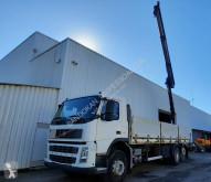Camion plateau ridelles Volvo FM 420