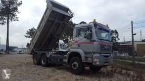 Camión volquete volquete bilateral MAN TGA