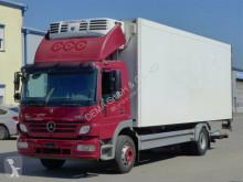 Gebrauchter LKW Kühlkoffer Mercedes Atego 1526*Euro 5*ThermoKing TS*LBW*Portal*