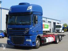 Камион шаси DAF XF 105.460*Euro 5*Retarder*Lift*AHK*Klima*TÜV*
