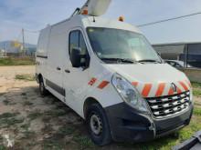 Camion nacelle Renault Master MK3 11.60m France Elevateur 111F