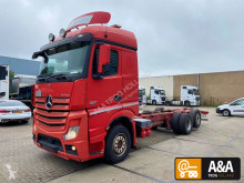 Camion châssis occasion Mercedes Actros 2551 L