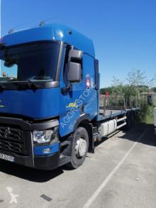 Vrachtwagen Renault Porte fer