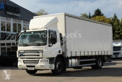 Camion savoyarde DAF CF 65.300 EURO 5 Plane 8,4m/Schalter/LBW 2t