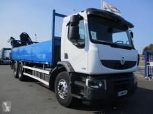Camión caja abierta estándar usado Renault Premium Lander 380.26 DXI