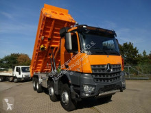 Mercedes 4143 AROCS 3-Seitenkipper 8x8 BB MEILER truck used three-way side tipper