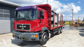 MAN 26.422 - 6x4 truck used flatbed