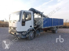 Camion plateau Iveco 120E18