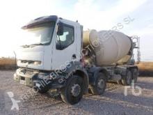 Camion béton toupie / Malaxeur Renault Premium