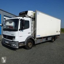 Mercedes refrigerated truck Atego 1024