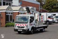 Renault Maxity 120 DXI truck used telescopic articulated aerial platform