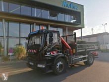 Iveco Eurocargo ML 120 E 22 truck used two-way side tipper