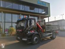 Camión volquete volquete bilateral usado Iveco Eurocargo ML 120 E 22