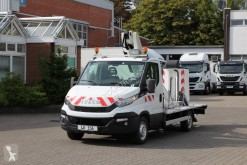 Iveco platform commercial vehicle Daily Iveco Daily 35-130 Hubarbeitsbühne Versalift LT130TB