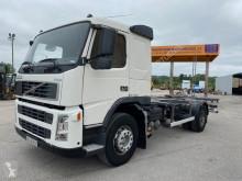 Camión portacontenedores usado Volvo FM9 380