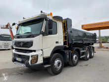 Volvo FMX 450 truck used two-way side tipper