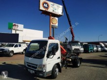 Mitsubishi Fuso Canter 5S13 truck used hook lift