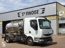 Gebrauchter Tankfahrzeug Lebensmittel Renault Midlum 160.08 DXI