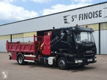 Camion benne TP occasion Iveco Eurocargo 100 E 22