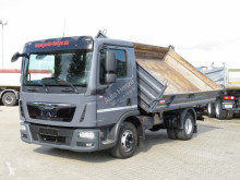 MAN TGL MAN TG-L 12.250 2-Achs Kipper Meiller truck used three-way side tipper