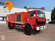 Camion pompiers Renault Sides Fire Truck