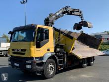 Kamyon Iveco Trakker 360 damper çift yönlü damperli kamyon ikinci el araç