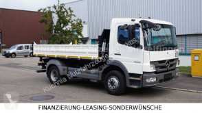 Mercedes three-way side tipper truck ATEGO 1222 K Dreiseitenkipper NEU 2xAHK 3-Sitze