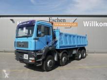 Used tipper truck MAN TGA 35.480,8x6,Meiller 3-Seiten,AP Achsen,HU8/21
