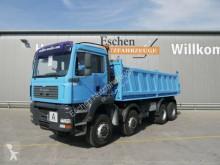 Camion ribaltabile trilaterale usato MAN TGA 35.480,8x6,Meiller 3-Seiten,AP Achsen,HU8/21