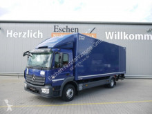 Camion Mercedes Atego 1224 L,Spier Koffer, LBW, Euro 6,AHK,Klima fourgon occasion