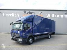 Камион Mercedes Atego 1224 L,Spier Koffer, LBW, Euro 6,AHK,Klima фургон втора употреба