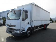 Renault ponyvával felszerelt plató teherautó Midlum 190 DXI