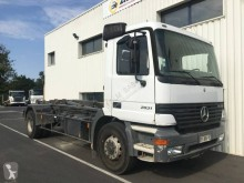 Camion Mercedes Actros 2031 polybenne occasion