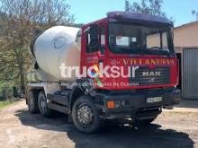 Camion béton occasion MAN 26.314