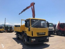 Camión volquete Iveco Eurocargo AUTOCARRO IVECO EUROCARGO 120E28P