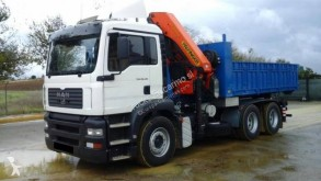 MAN truck used flatbed