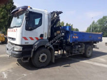 Camion benne occasion Renault KERAX380