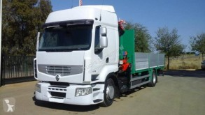 Used flatbed truck Renault